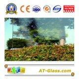 3~8mm freies/buntes flaches Glas-Glasgebäude-gekopiertes Glasglas