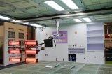 2 лет будочки краски Downdraft будочки брызга автомобиля гарантированности автоматической