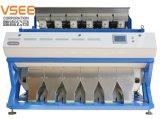 機械PPによって押しつぶされるプラスチックカラー選別機をリサイクルするVsee RGBのプラスチック