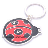 Liga de zinco Custom Flyer Metal Keychain (BK10544)
