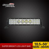 """새로운 독점적인 혼합은 13.5 """" 76W LED 표시등 막대를 젓는다"""