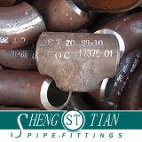 T/degli accessori per tubi T del tubo saldato estremità