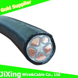 Câble d'alimentation de bonne qualité Underground Electric Cables de Lowest Price 4 Core 240mm XLPE Insulated