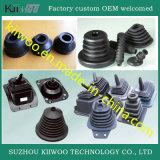Soufflets de Sylphon en caoutchouc de silicones de pièces d'auto de la Chine Fctory