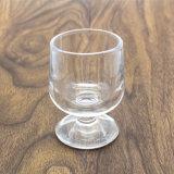 Tazza di vetro doppia a buon mercato bianca calda di vendita della Cina per la spremuta dell'acqua del vino