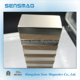 Постоянный сильный магнит блока NdFeB неодимия N55