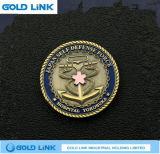 昇進のギフトカスタムメダル硬貨の挑戦硬貨の金属のクラフト