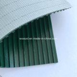 Banda transportadora industrial del PVC del mejor precio usada en cadena de producción