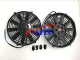보편적인 팬 12X10b 80W 12V/24V를 위한 자동차 부속 공기 냉각기 또는 냉각팬