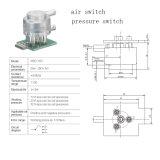 Interruptor de pressão do ar de três engrenagens com coletor de poeira e líquido de limpeza e coletor de poeira