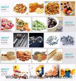 Escala de Digitaces del envasado de alimentos congelado
