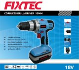 2 Ni CD 건전지를 가진 Fixtec 18V 10mm 코드가 없는 교련 또는 운전사 (FCD01801)