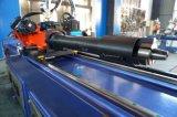 Dobrador hidráulico elétrico de alumínio de aço da tubulação do cobre da automatização de Dw38cncx2a-2s