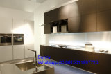 2017新しいフォーシャンZhihua木MFC 2カラーによって結合される中国のアパートの食器棚の食器棚デザイン