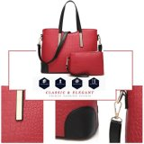 2017 Heet verkoop de Handtas van Fashioonable van de Dames van de Handtas van de Totalisator van het Leer