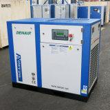 Compresseur d'air direct de vis de pouvoir de moteur électrique pour le constructeur de vêtement