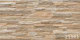 陶磁器のRustic Yellow Stone Exterior Wall Tile (200X400mm)