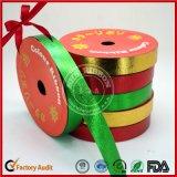 Heißes verkaufengedrucktes schönes pp.-Farbband für Weihnachtsdekoration