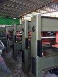 Verwendete Italien-Atom-reisende lederne Ausschnitt-Hauptmaschine (SP588)