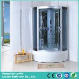 Cubículos de lujo de la ducha con el panel de control de ordenador de FM (LTS-890)