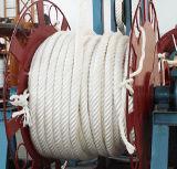 corda resistente di attracco di rimorchio dell'imbarcazione di contenitore dell'atlante della fibra sintetica 6-Strand
