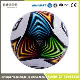 Шарик футбола размера 5 пузыря PU&EVA резиновый