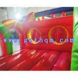 Giant Ant Runway Inflatable Sport Games Obstacle Course for Kids