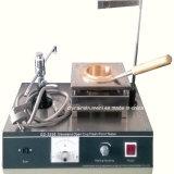 Gd-3536 ASTM D92 수동 클리브란드 열려있는 컵 방법 인화점 검사자