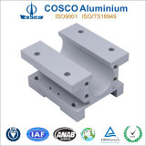 Aluminum personalizzato Extrusion con Anodizing per Industrial Equipment