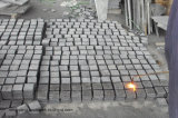 Granito Pavers Cobbles Paving Stone per Outdoor