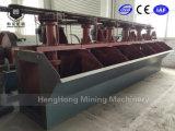 Golderz-Mineralminenmaschiene-Kupfererz-Schwimmaufbereitung-Maschine