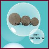 Papel de filtro de alta precisión de acero inoxidable sinterizado 304