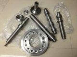 Arrêt des pièces usinées par équipement d'écoulement de fluide et de gaz