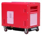 prueba Generator/Dg6500se-S diesel de los sonidos 5kw