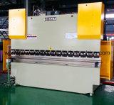 Máquina de dobra aprovada da folha do CE de We67k