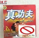 Píldoras herbarias del sexo del realce masculino de Zhengongfu