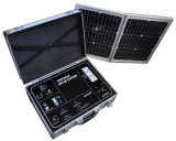 gerador de potência solar solar portátil Output 500W Sp500A do gerador 38W 220V