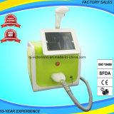 Buena calidad y retiro portable económico del pelo del laser del diodo