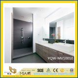 Beautiful White Castro Marble Bathroom Vanity Top for Home & Hotel