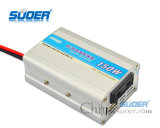 Invertitore di corrente alternata di CC di Suoer 12V 220V 150W per l'automobile (SDA-150A)