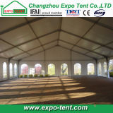 Aluminum bianco Frame Marquee Tent con il PVC Windows di Clear