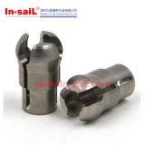 Peças fazendo à máquina da motocicleta das peças de automóvel do CNC da precisão do aço inoxidável
