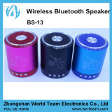Bewegliches Mini Bluetooth Wireless Stereo Speaker für Handy (BS-13)