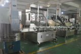 Automatisches Bottle Sauce Hot Filling Machine mit Capping Labeling Line