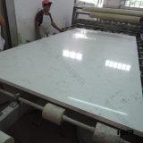 Камень кварца текстуры превосходного качества Китая искусственний мраморный
