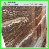 Cinta Onyx Brown Onyx Red Onyx con Wood Veins