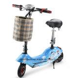 Самокат 2 колес электрический для женщины
