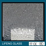 5mm, 6mm, 8mm Thick Toughened Patterned Glass para Table Tops