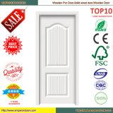 Populaire pour des conceptions en bois modernes de porte du marché de la Roumanie
