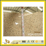 Consruction/Building/Wall Materialsのための日没Gold G682 Yellow Granite Tiles